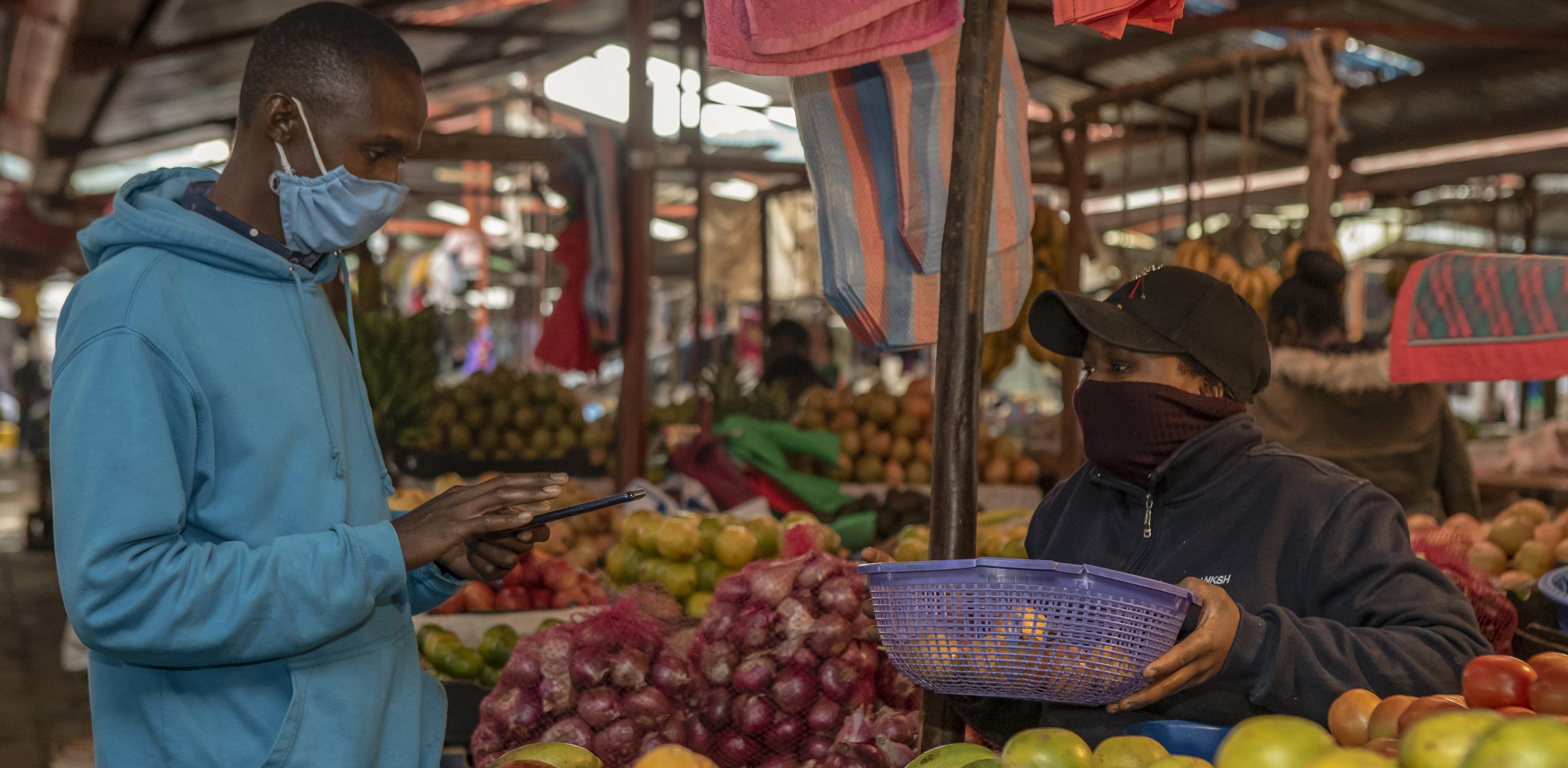 Photo: World Bank / Sambrian Mbaabu