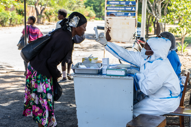 Harare - Zimbabweby KB Mpofu / ILO